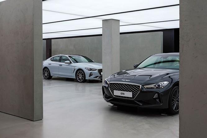 Thương hiệu Genesis mở showroom độc lập, tách biệt khỏi Hyundai ảnh 5