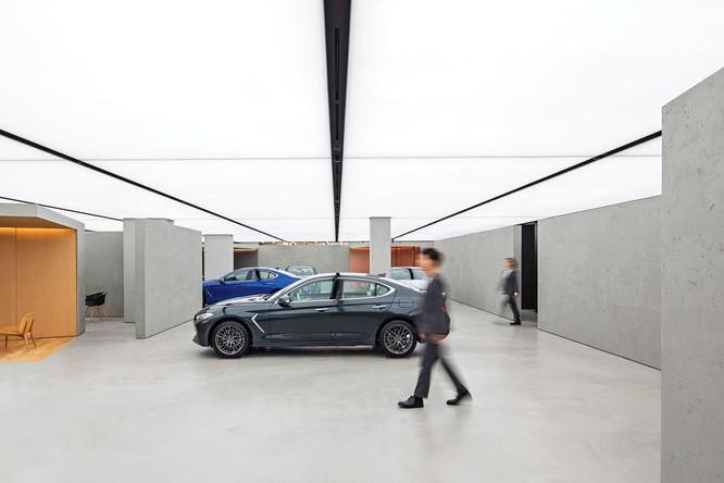Thương hiệu Genesis mở showroom độc lập, tách biệt khỏi Hyundai ảnh 2