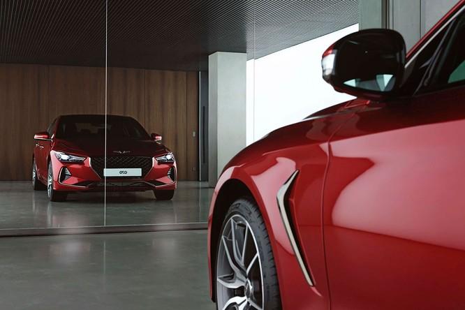Thương hiệu Genesis mở showroom độc lập, tách biệt khỏi Hyundai ảnh 3