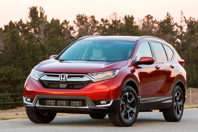 Kẻ bỏ cọc, người đợi chờ là diễn biến tâm trạng của các khách hàng đặt mua Honda CR-V mới
