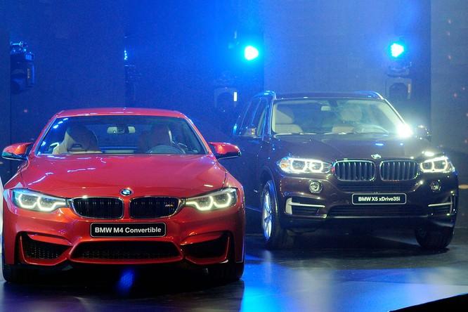 Thaco chính thức phân phối bộ 3 thương hiệu BMW, MINI, BMW Motorrad tại VN ảnh 1