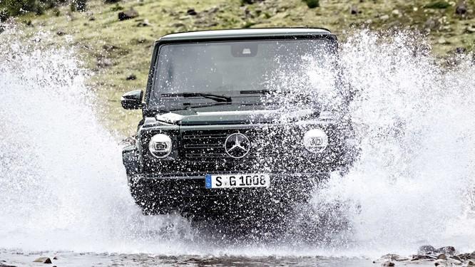 """Mercedes-Benz G-Class 2019: Quá """"ngầu"""", quá sành điệu ảnh 6"""
