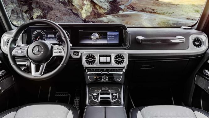 """Mercedes-Benz G-Class 2019: Quá """"ngầu"""", quá sành điệu ảnh 2"""