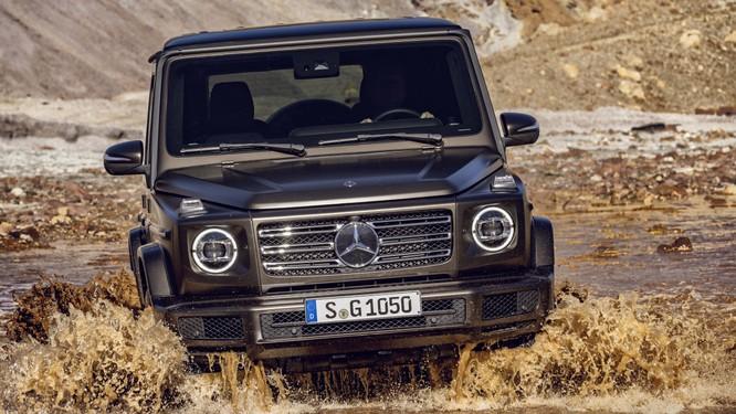 """Mercedes-Benz G-Class 2019: Quá """"ngầu"""", quá sành điệu ảnh 1"""