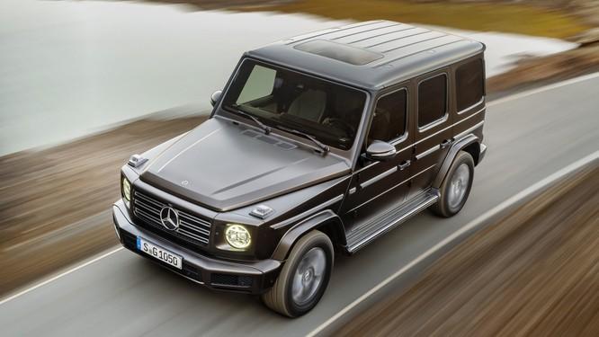 """Mercedes-Benz G-Class 2019: Quá """"ngầu"""", quá sành điệu ảnh 10"""