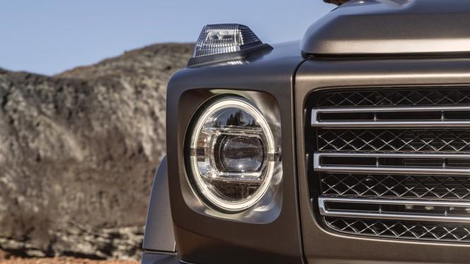 """Mercedes-Benz G-Class 2019: Quá """"ngầu"""", quá sành điệu ảnh 13"""