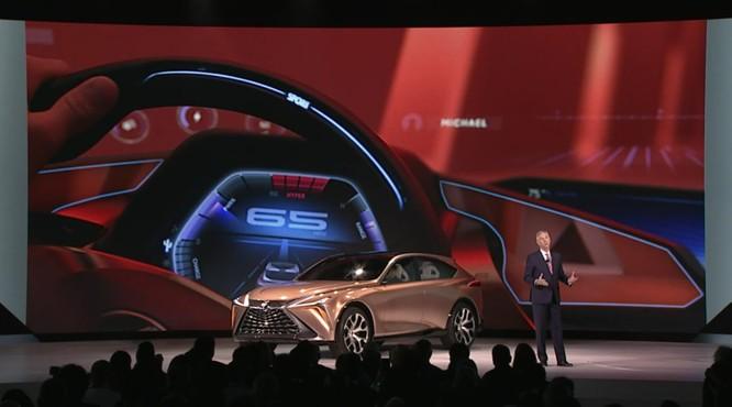 [NAIAS 2018] LF-1 Limitless Concept: Tầm nhìn của Lexus về SUV hạng sang ảnh 3