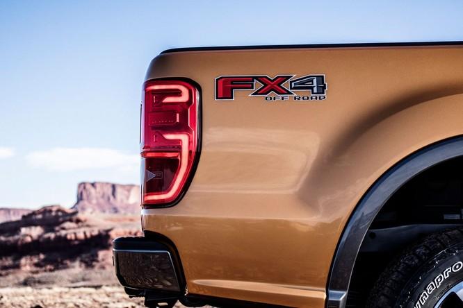 Ford Ranger 2019 trở lại Mỹ bằng màn ra mắt thế hệ mới ảnh 5