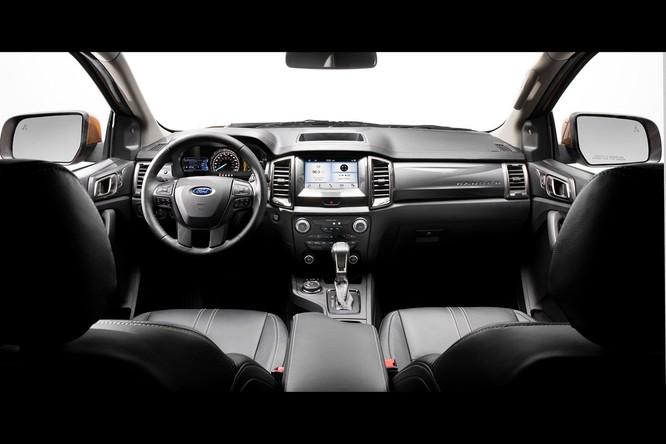 Ford Ranger 2019 trở lại Mỹ bằng màn ra mắt thế hệ mới ảnh 3