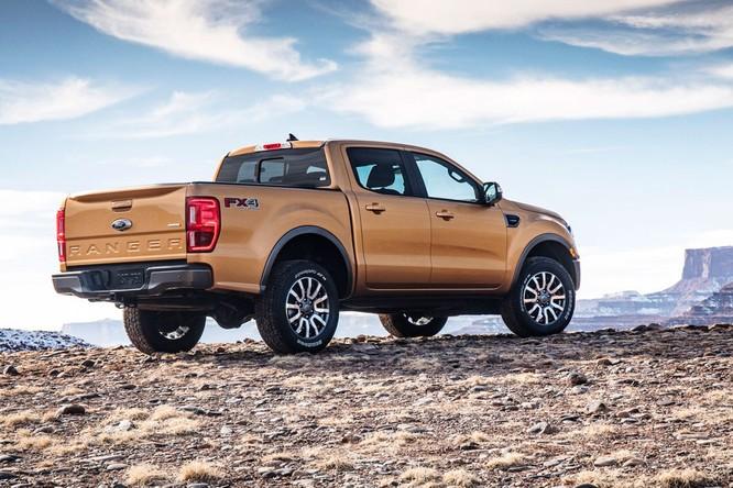 Ford Ranger 2019 trở lại Mỹ bằng màn ra mắt thế hệ mới ảnh 2