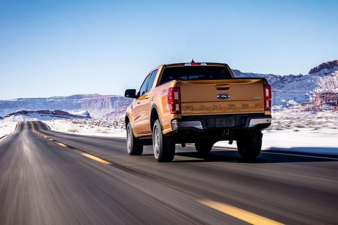 Ford Ranger 2019 trở lại Mỹ bằng màn ra mắt thế hệ mới ảnh 4