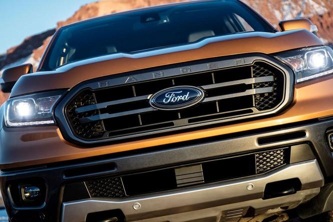 Ford Ranger 2019 trở lại Mỹ bằng màn ra mắt thế hệ mới ảnh 1