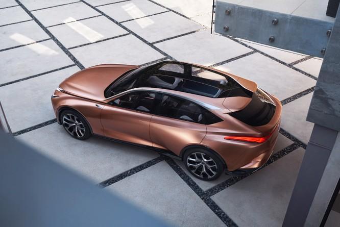 [NAIAS 2018] LF-1 Limitless Concept: Tầm nhìn của Lexus về SUV hạng sang ảnh 11
