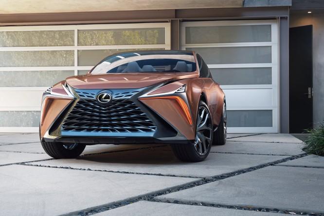 [NAIAS 2018] LF-1 Limitless Concept: Tầm nhìn của Lexus về SUV hạng sang ảnh 12