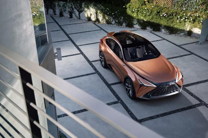 [NAIAS 2018] LF-1 Limitless Concept: Tầm nhìn của Lexus về SUV hạng sang ảnh 13