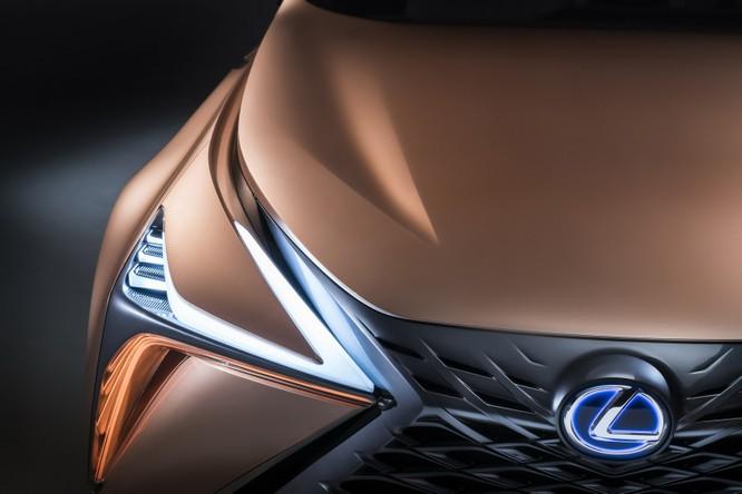 [NAIAS 2018] LF-1 Limitless Concept: Tầm nhìn của Lexus về SUV hạng sang ảnh 14