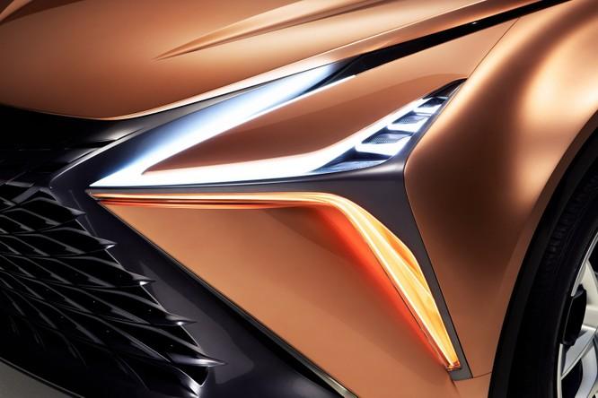 [NAIAS 2018] LF-1 Limitless Concept: Tầm nhìn của Lexus về SUV hạng sang ảnh 20