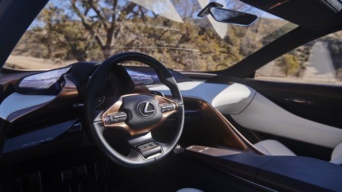 [NAIAS 2018] LF-1 Limitless Concept: Tầm nhìn của Lexus về SUV hạng sang ảnh 21