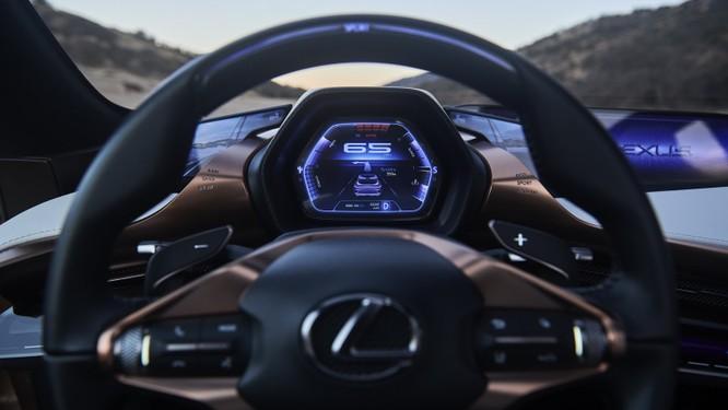 [NAIAS 2018] LF-1 Limitless Concept: Tầm nhìn của Lexus về SUV hạng sang ảnh 22