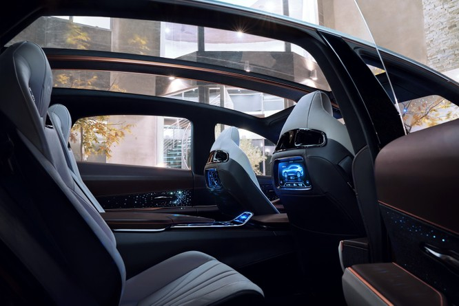 [NAIAS 2018] LF-1 Limitless Concept: Tầm nhìn của Lexus về SUV hạng sang ảnh 23