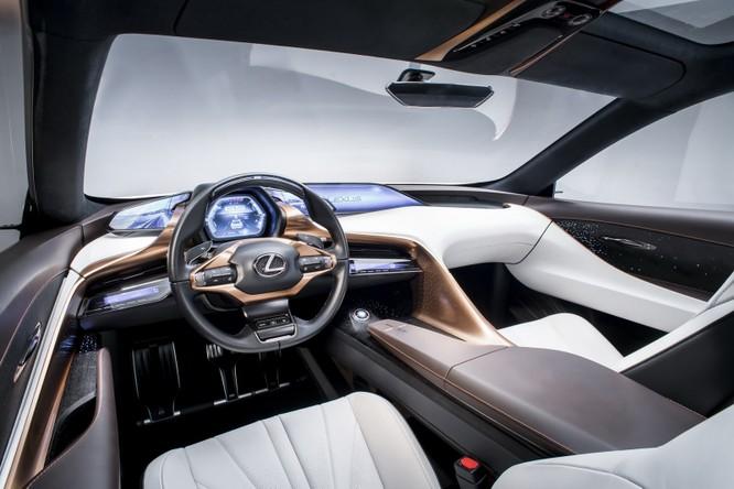 [NAIAS 2018] LF-1 Limitless Concept: Tầm nhìn của Lexus về SUV hạng sang ảnh 2