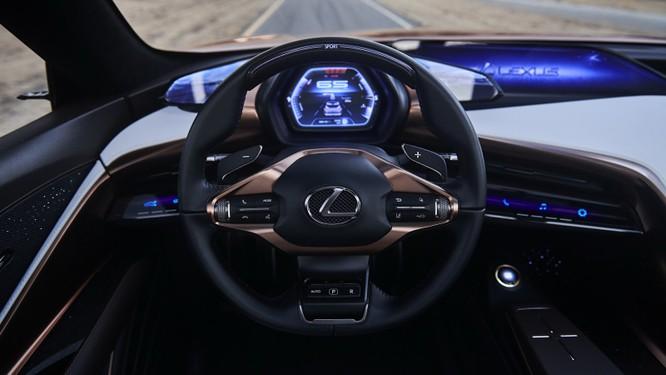 [NAIAS 2018] LF-1 Limitless Concept: Tầm nhìn của Lexus về SUV hạng sang ảnh 25