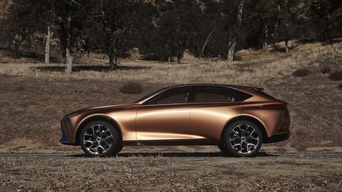 [NAIAS 2018] LF-1 Limitless Concept: Tầm nhìn của Lexus về SUV hạng sang ảnh 6