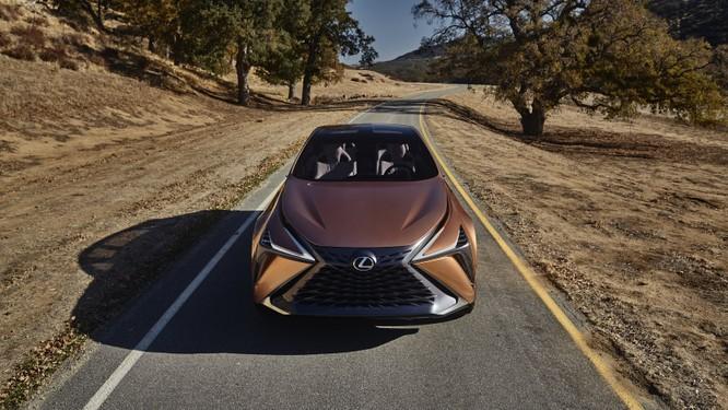 [NAIAS 2018] LF-1 Limitless Concept: Tầm nhìn của Lexus về SUV hạng sang ảnh 7