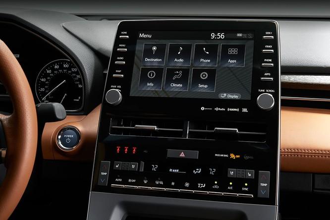 Toyota Avalon 2019: Khi đẳng cấp cận kề Lexus ảnh 14