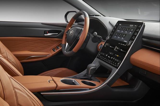 Toyota Avalon 2019: Khi đẳng cấp cận kề Lexus ảnh 15