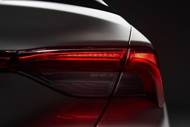 Toyota Avalon 2019: Khi đẳng cấp cận kề Lexus ảnh 11