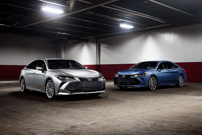 Toyota Avalon 2019: Khi đẳng cấp cận kề Lexus ảnh 1