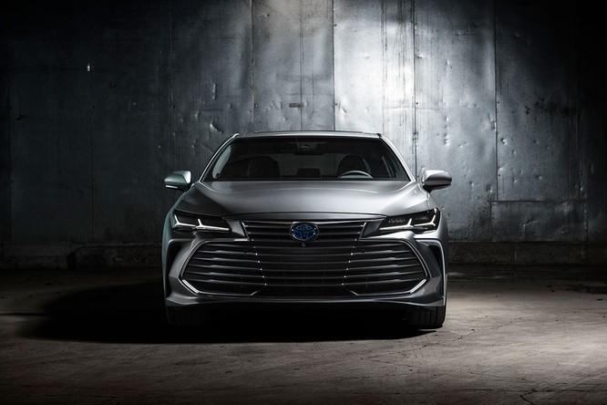 Toyota Avalon 2019: Khi đẳng cấp cận kề Lexus ảnh 4