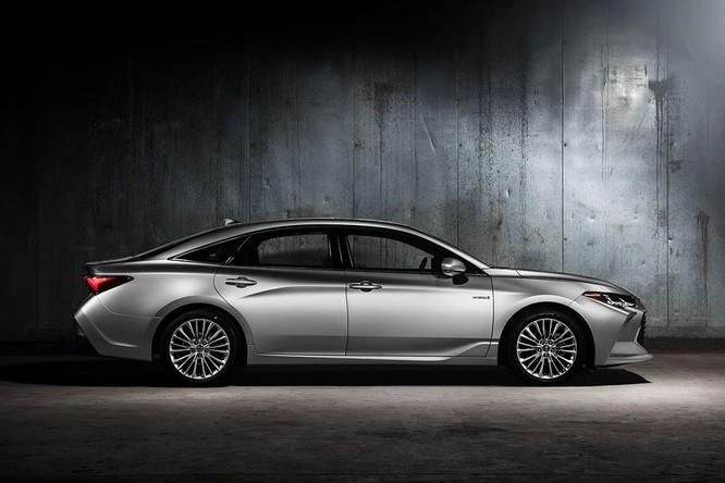 Toyota Avalon 2019: Khi đẳng cấp cận kề Lexus ảnh 5