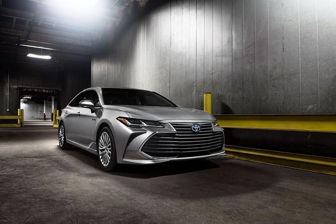 Toyota Avalon 2019: Khi đẳng cấp cận kề Lexus ảnh 6