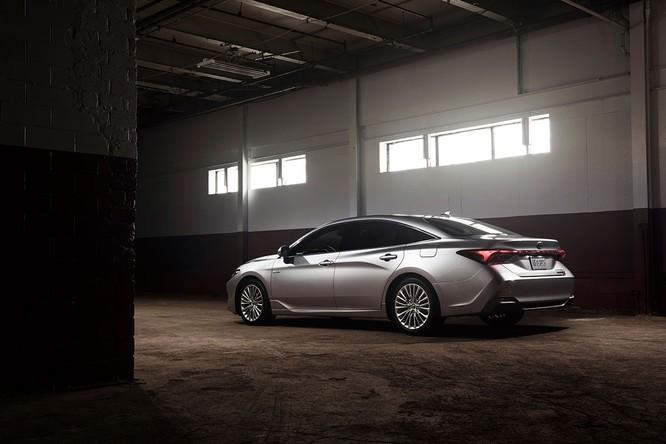 Toyota Avalon 2019: Khi đẳng cấp cận kề Lexus ảnh 3