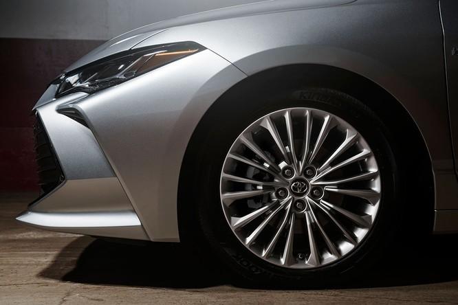 Toyota Avalon 2019: Khi đẳng cấp cận kề Lexus ảnh 8