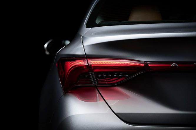Toyota Avalon 2019: Khi đẳng cấp cận kề Lexus ảnh 9