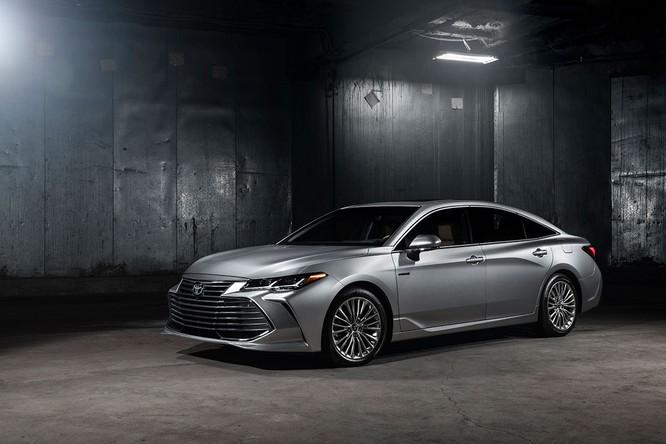 Toyota Avalon 2019: Khi đẳng cấp cận kề Lexus ảnh 7