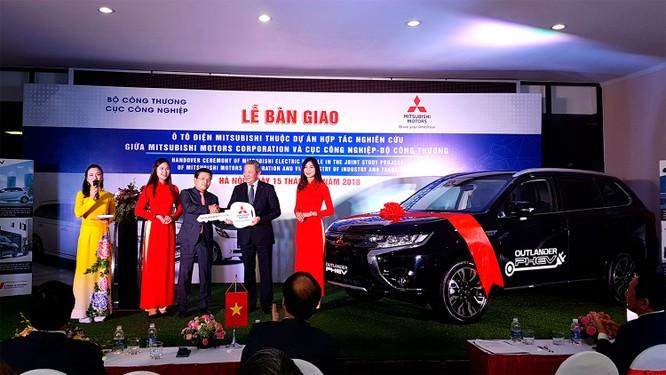 Bộ Công Thương muốn ô tô điện trở nên phổ cập tại Việt Nam ảnh 2