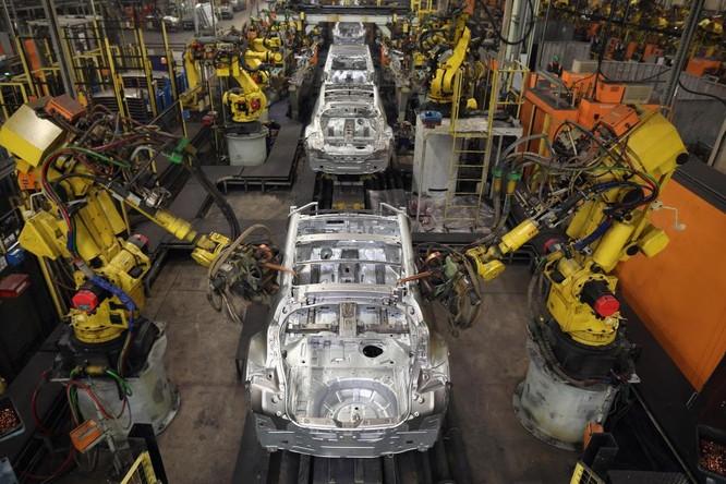 Xe Toyota có bị ảnh hưởng bởi vụ bê bối thép Kobe? ảnh 1