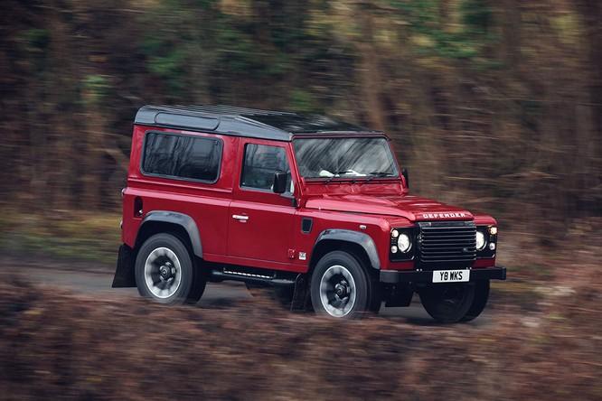 Kỷ niệm 70 năm, Land Rover ra mắt Defender Works V8 bản đặc biệt ảnh 6