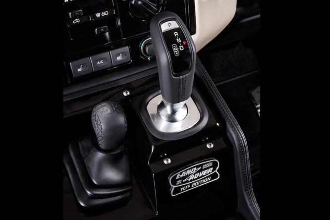 Kỷ niệm 70 năm, Land Rover ra mắt Defender Works V8 bản đặc biệt ảnh 13