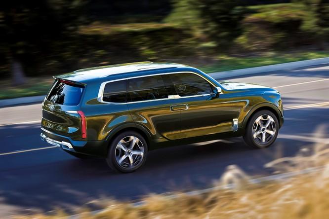 Mẫu SUV 7 chỗ mới được kỳ vọng sẽ cứu vãn doanh số thấp kém của Kia ở phân khúc này