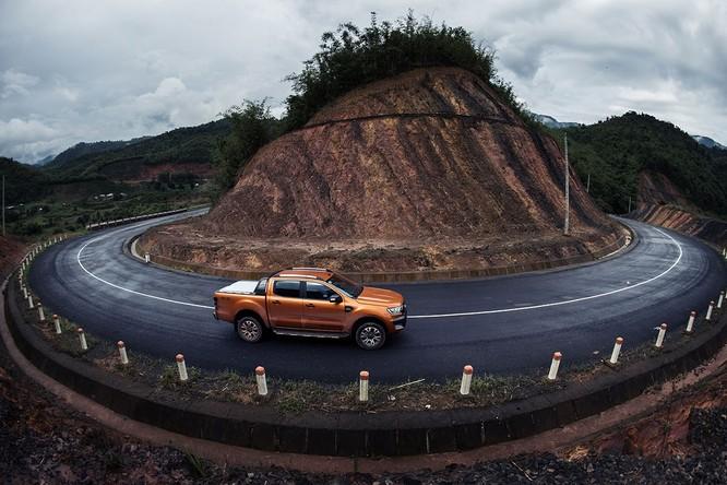 Ford Ranger thống trị phân khúc bán tải ở khu vực châu Á - TBD ảnh 2