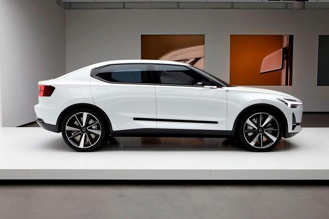 Nhiều mẫu xe điện sẽ được Volvo giới thiệu trong năm 2019 ảnh 1