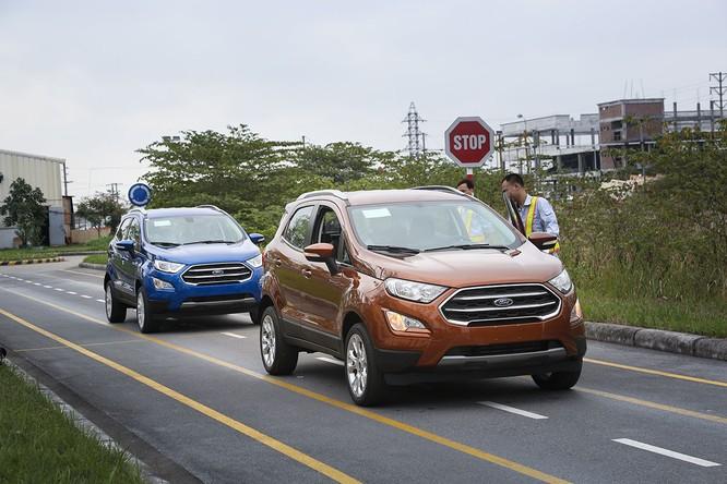 Hiện tại đối thủ của Ford EcoSport 2018 mới chủ yếu là hai mẫu Chevrolet Trax và Suzuki Virtara nhưng nếu không gỡ được vướng mắc Nghị định 116 thì