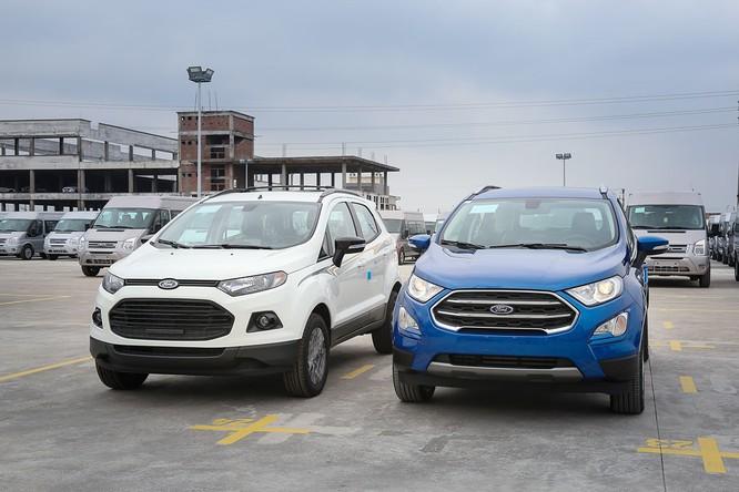 Ford bán EcoSport 2018 với giá 699 triệu, bạn có mua không? ảnh 1