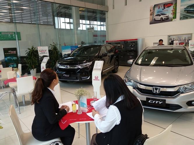 Giá Honda CR-V tăng gần 200 triệu vẫn không còn xe để bán ảnh 1