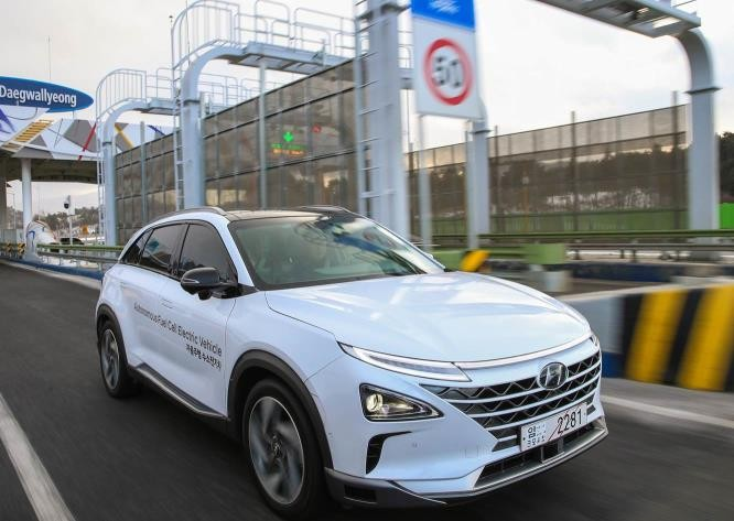 Hyundai NEXO sẽ là xe Fuel Cell chạy điện tự hành đầu tiên trên thế giới đạt cấp độ 4 ảnh 3